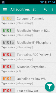Eat Informed - Food Additives - screenshot thumbnail