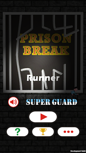 Prison Break Runner : S. Guard