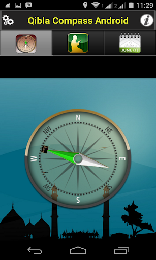 Qibla Compass Android