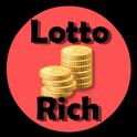 Lotto Rich PowerBall icon