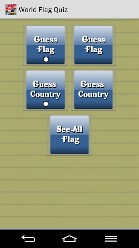 世界の旗クイズ
