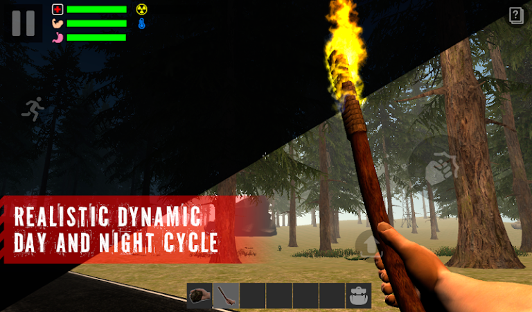 The Survivor: Rusty Forest v1.2.5 [Mod]