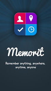 Memorit Reminder- screenshot thumbnail