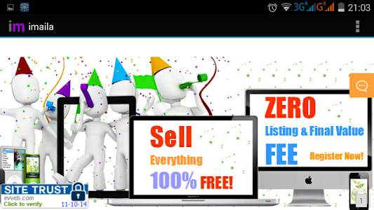 imaila | Sell Online FREE! screenshot 2