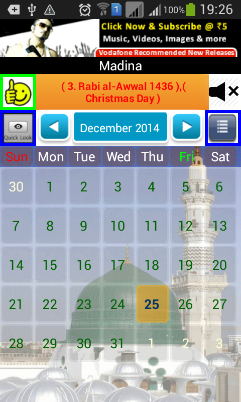 Preferenza Islamic Calendar & Places 2017 - Android Apps on Google Play JA73