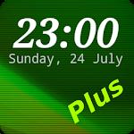DIGI Clock Widget Plus v1.25Plus