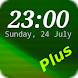 DIGI Clock Widget Plus