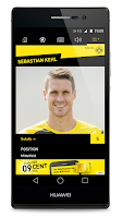 Screenshot of Borussia Dortmund