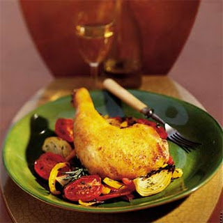 Roast Chicken Cacciatore