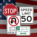 US Road Signs icon