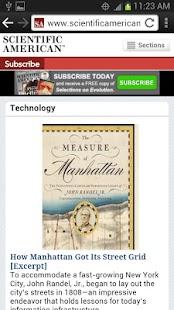 Thuban Handset Browser Free- screenshot thumbnail