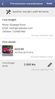 Screenshot of Lorenzi Auto Hub