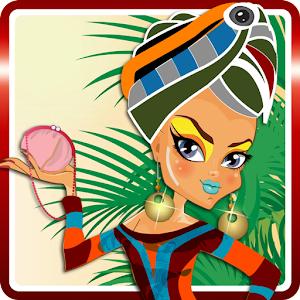 egyptian girl for PC and MAC