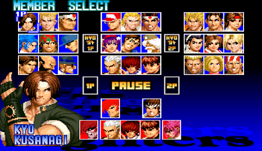 THE KING OF FIGHTERS '97- screenshot thumbnail
