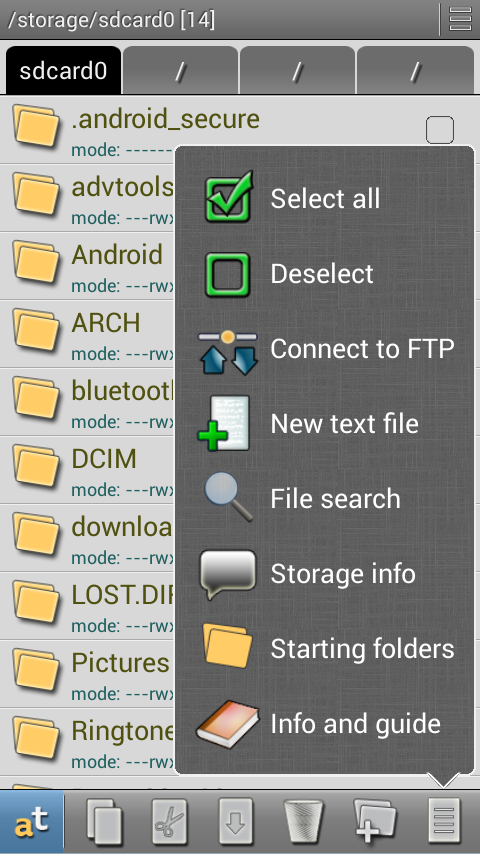 Advanced Tools Pro - screenshot