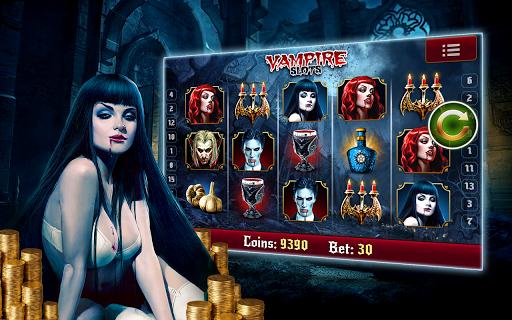 Slot Machines Vampire - Pokies