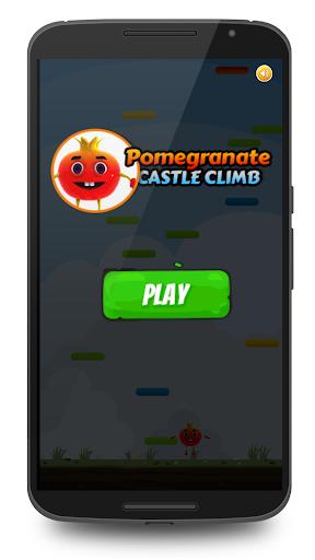 Pomegranate Castle Climb