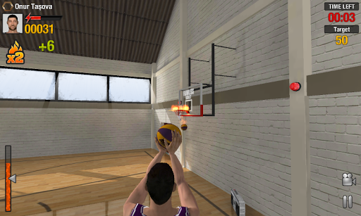 Real Basketball - screenshot
