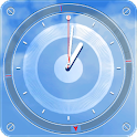 AirClock LiveWallpaper logo