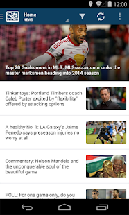 MLS Matchday - screenshot thumbnail