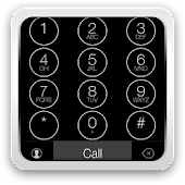 exDialer i7 Black theme