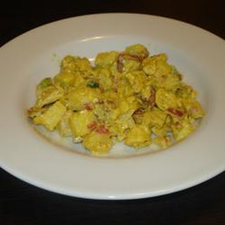 Chicken Curried Salad