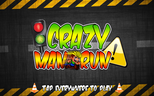 Crazy Man Run