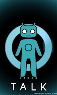 CyanogenMod9 - Kakaotalk Theme - screenshot thumbnail