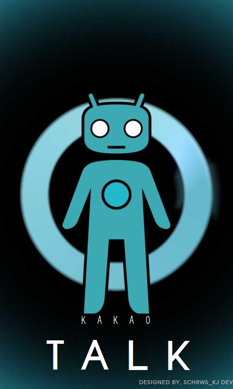 CyanogenMod9 - Kakaotalk Theme - screenshot