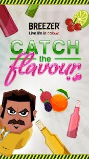Breezer Catch the Flavour - screenshot thumbnail
