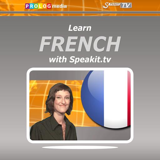 学法语 d