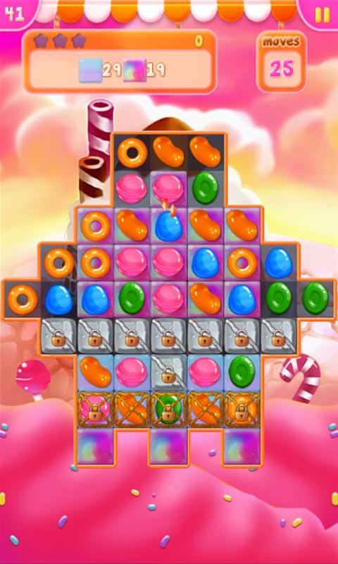 Candy Splash- screenshot