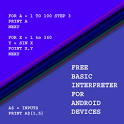 BASIC Interpreter for AND icon
