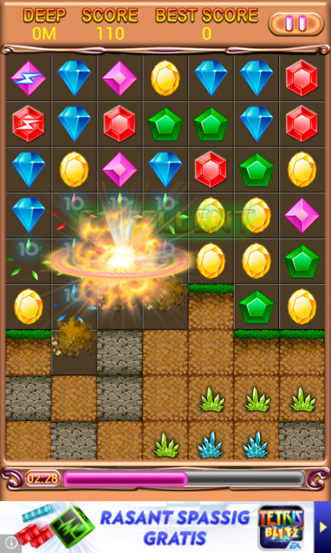 Jewel Epic Pro- screenshot
