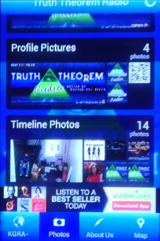 Truth Theorem Radio - screenshot