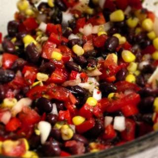 Black Bean-and-Corn Salsa