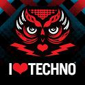 I Love Techno icon