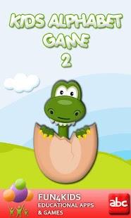 兒童字母遊戲2
