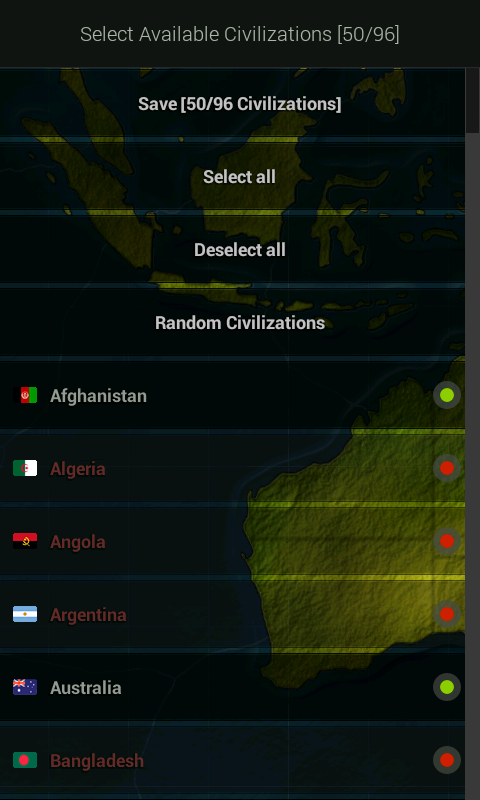 Age of Civilizations Lite- screenshot