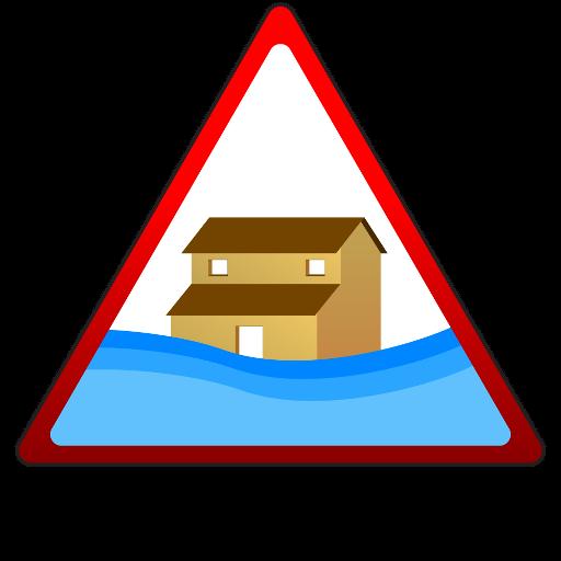Nepal Flood Alert LOGO-APP點子