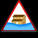 Nepal Flood Alert icon