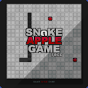 Snake Apple Game Free logo