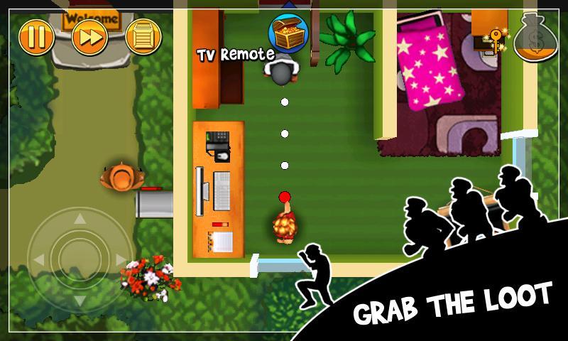 Robbery Bob Free AJA screenshot #5