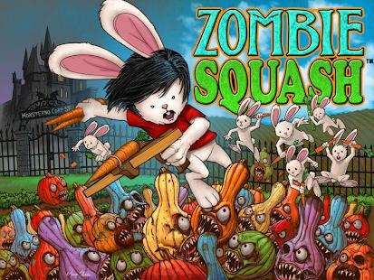 Zombie Squash Free - screenshot thumbnail