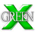 GreenX Theme for CyanogenMod logo