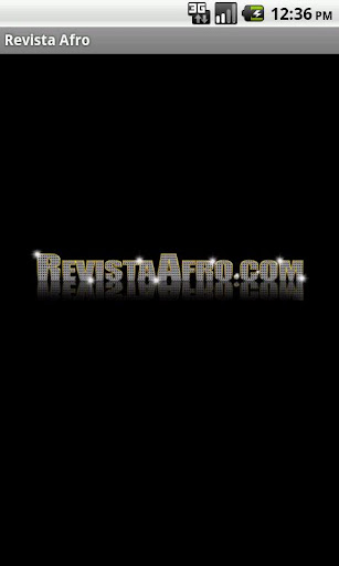 Revista Afro