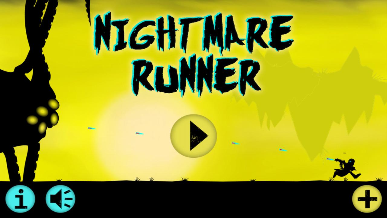 Nightmare Runner- screenshot
