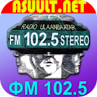 Mongol FM 102.5 Ulaanbaatar icon