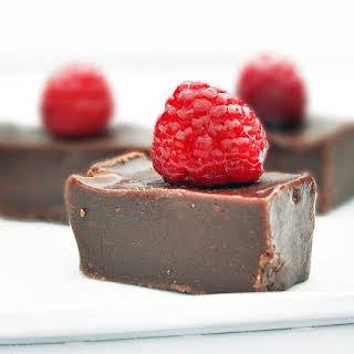 Raw Chocolate Fudge Cake (or frosting).