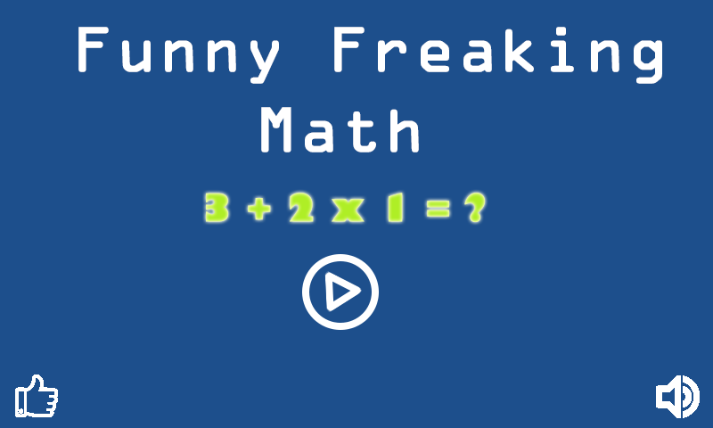 Funny Freaking Math - screenshot
